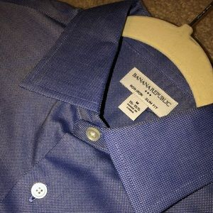 Banana Republic Long Sleeve Button Up